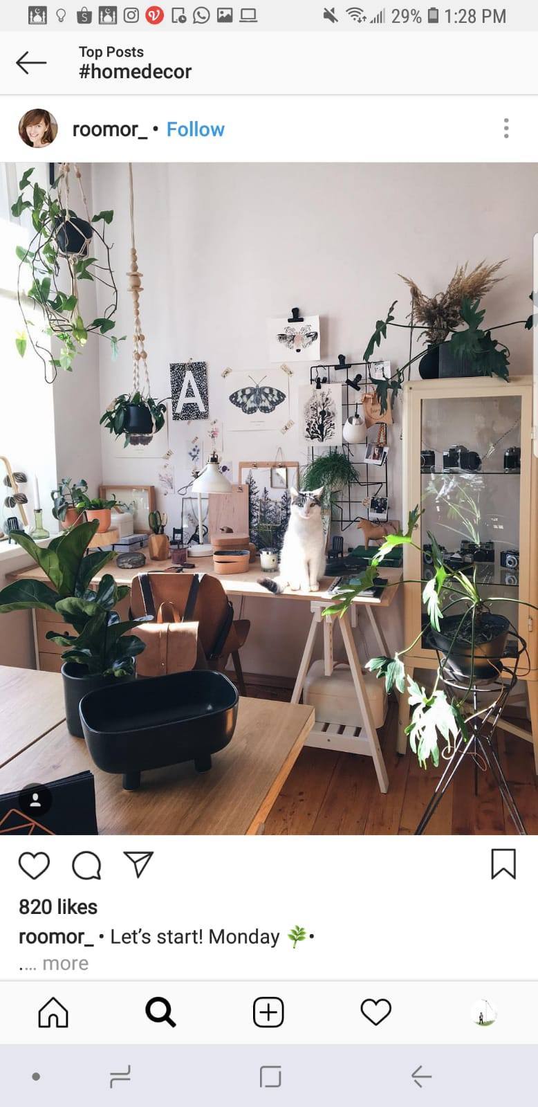 Photography Ideas for Instagram at home