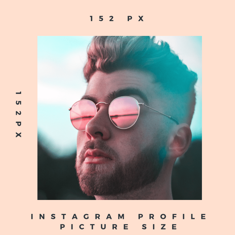 Instagram Profile Picture pixels