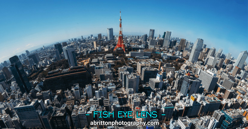 Fish eye lens landscape photography ideas