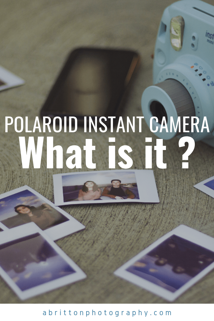 Polaroid Picture Ideas Meaning