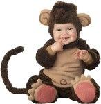 Newborn Photography Props Unisex Baby Monkey Costume