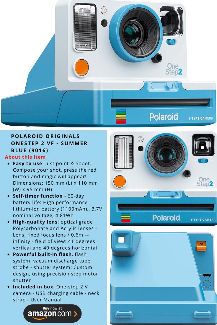 The best polaroid camera Polaroid Originals OneStep 2 VF