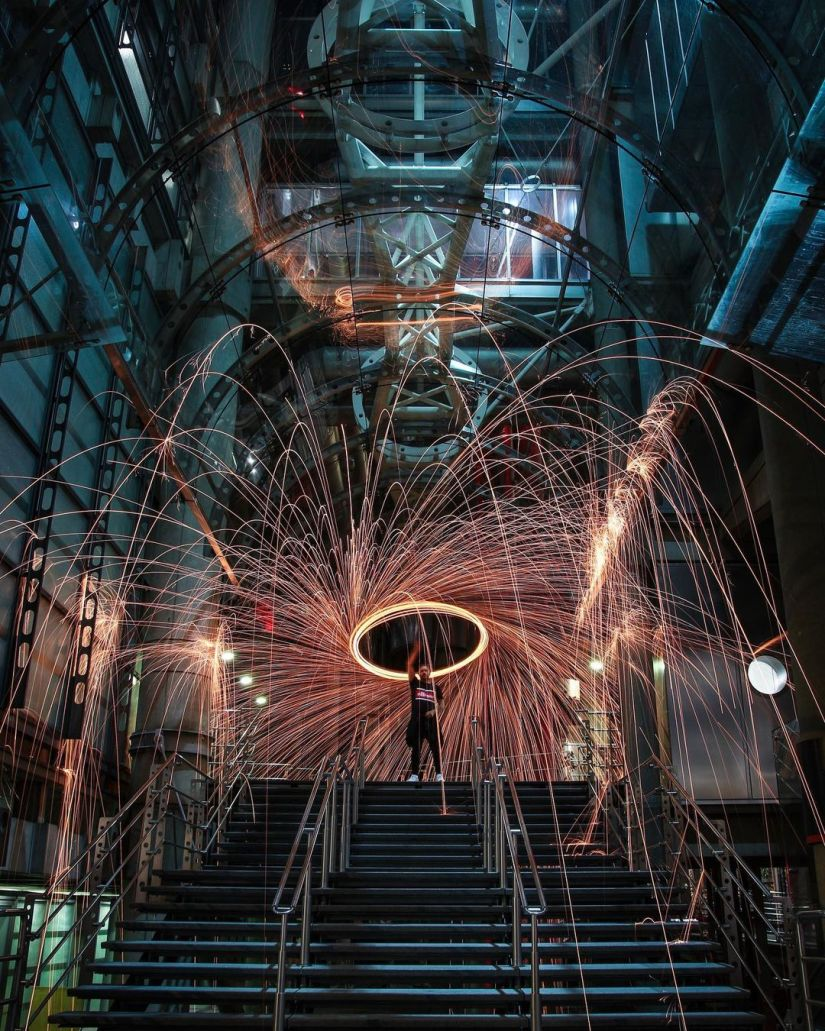 How to Steel Wool Photography Ideas Background