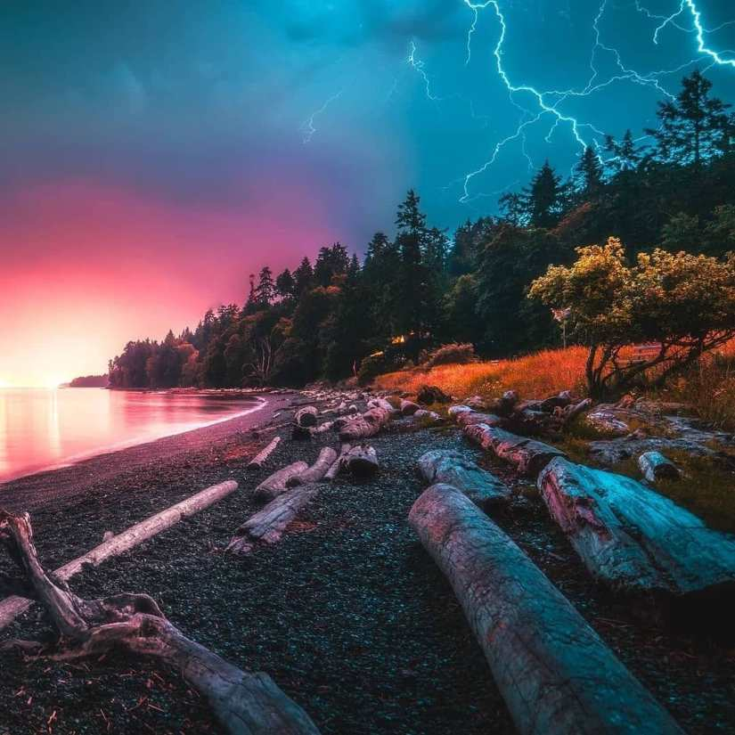lightning photography amazing pictures