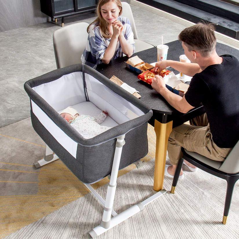 newborn photography props baby bassinet