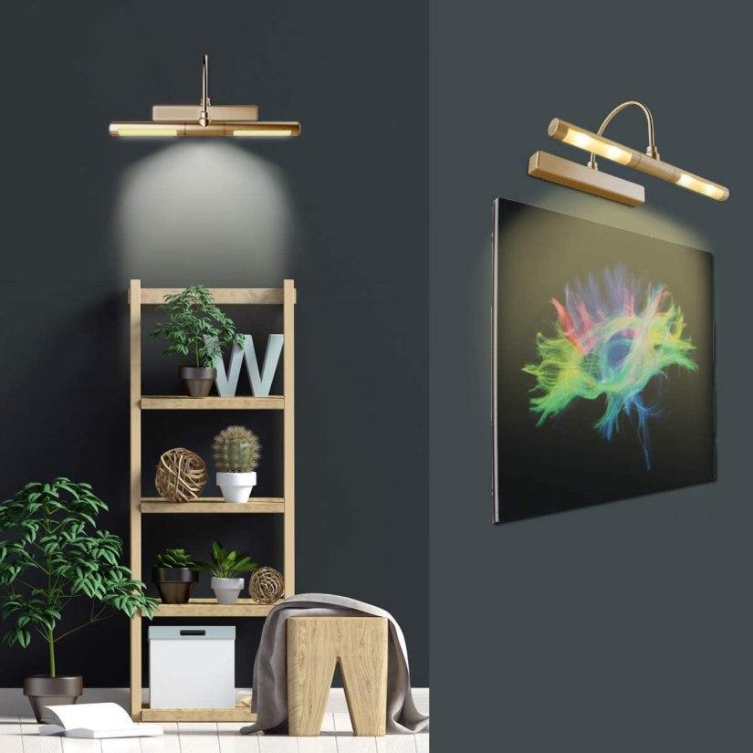 wall hanging photo frames display ideas