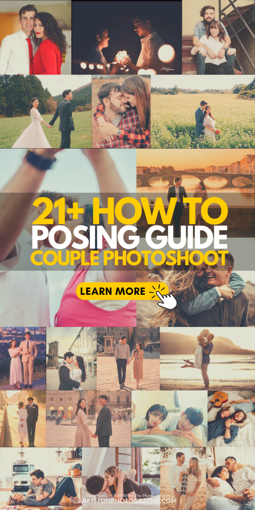 Couple Photoshoot Love Pictures Ideas and Posing Guide