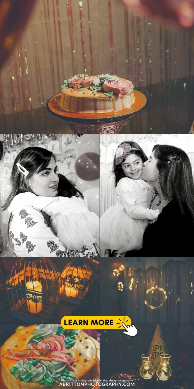 Guide How to Photoshoot Your Birthday Ideas and Poses