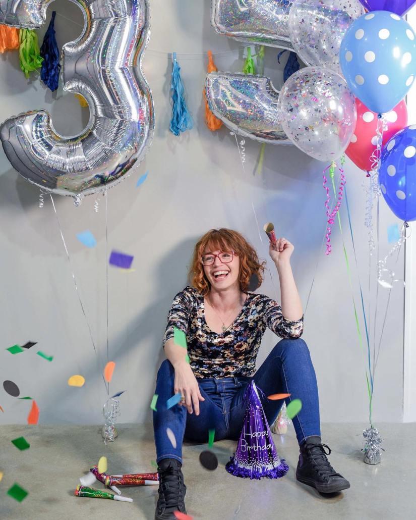 Posing Guide for Birthday Shoot Ideas