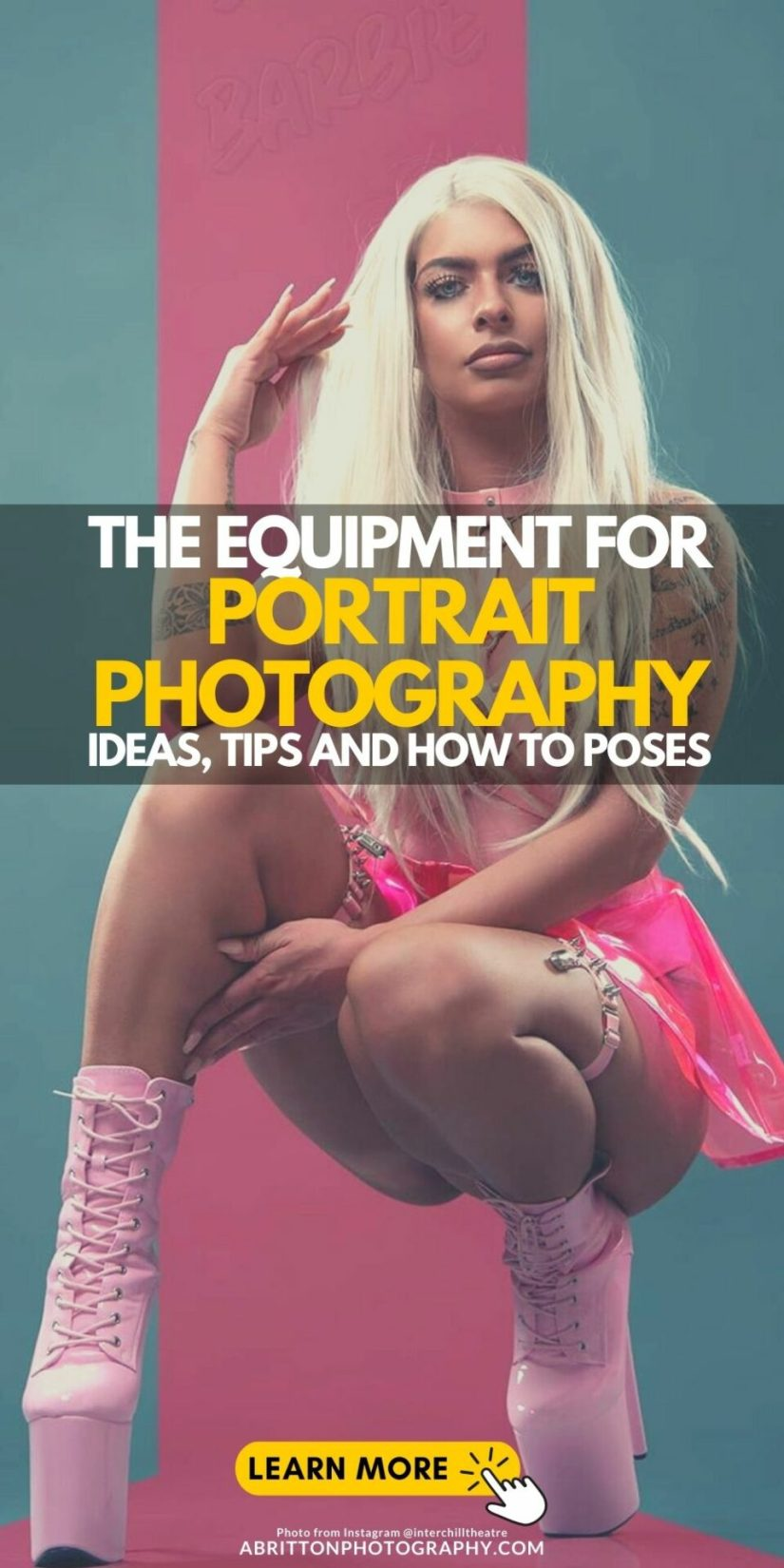 The Best Portrait Photography Equipment for Beginners