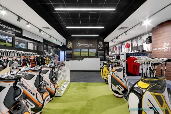 Melbourne Retail interior photography
