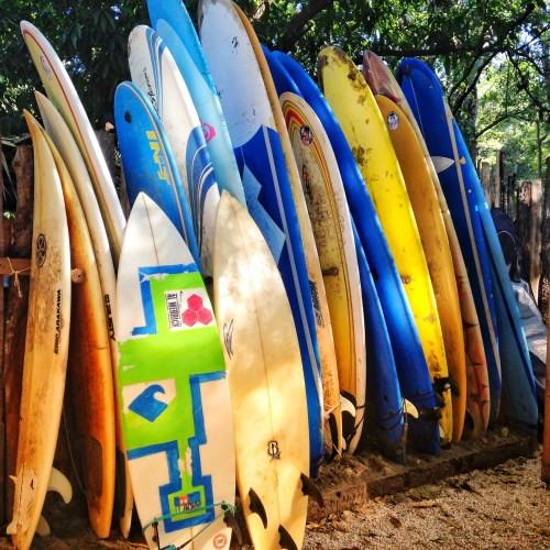 Surf Camp Playa Tamarindo Beach Costa Rica