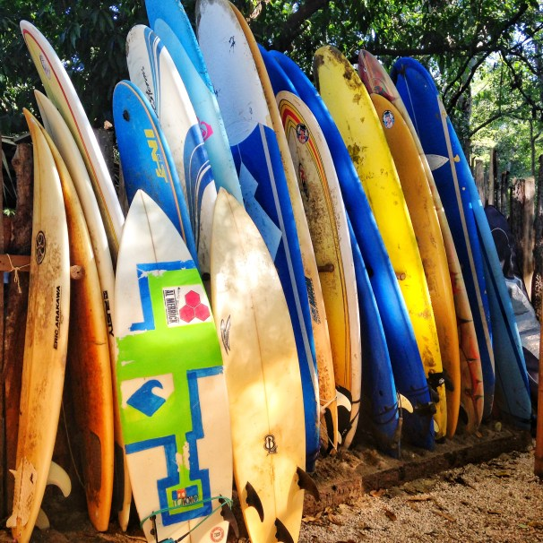 Surf Camp Playa Tamarindo Beach Costa Rica