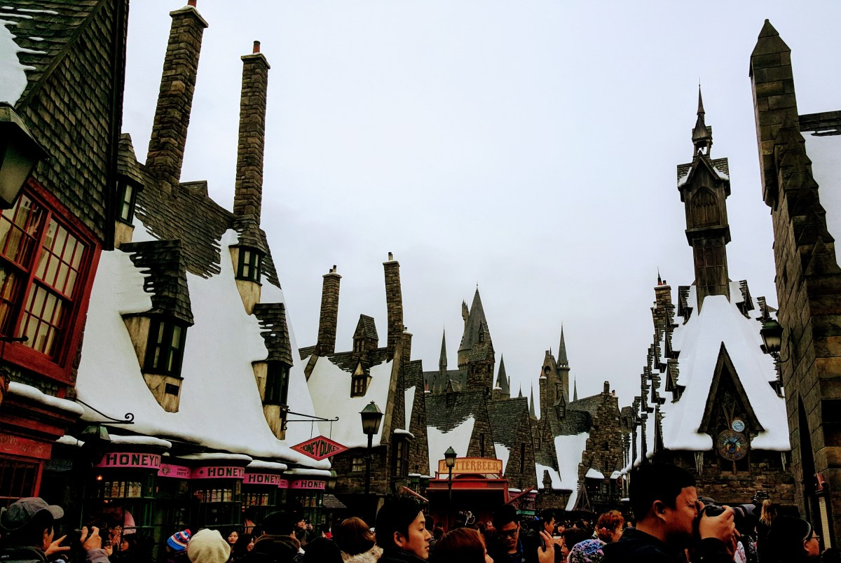 A Magical Day At The Wizarding World Of Harry Potter