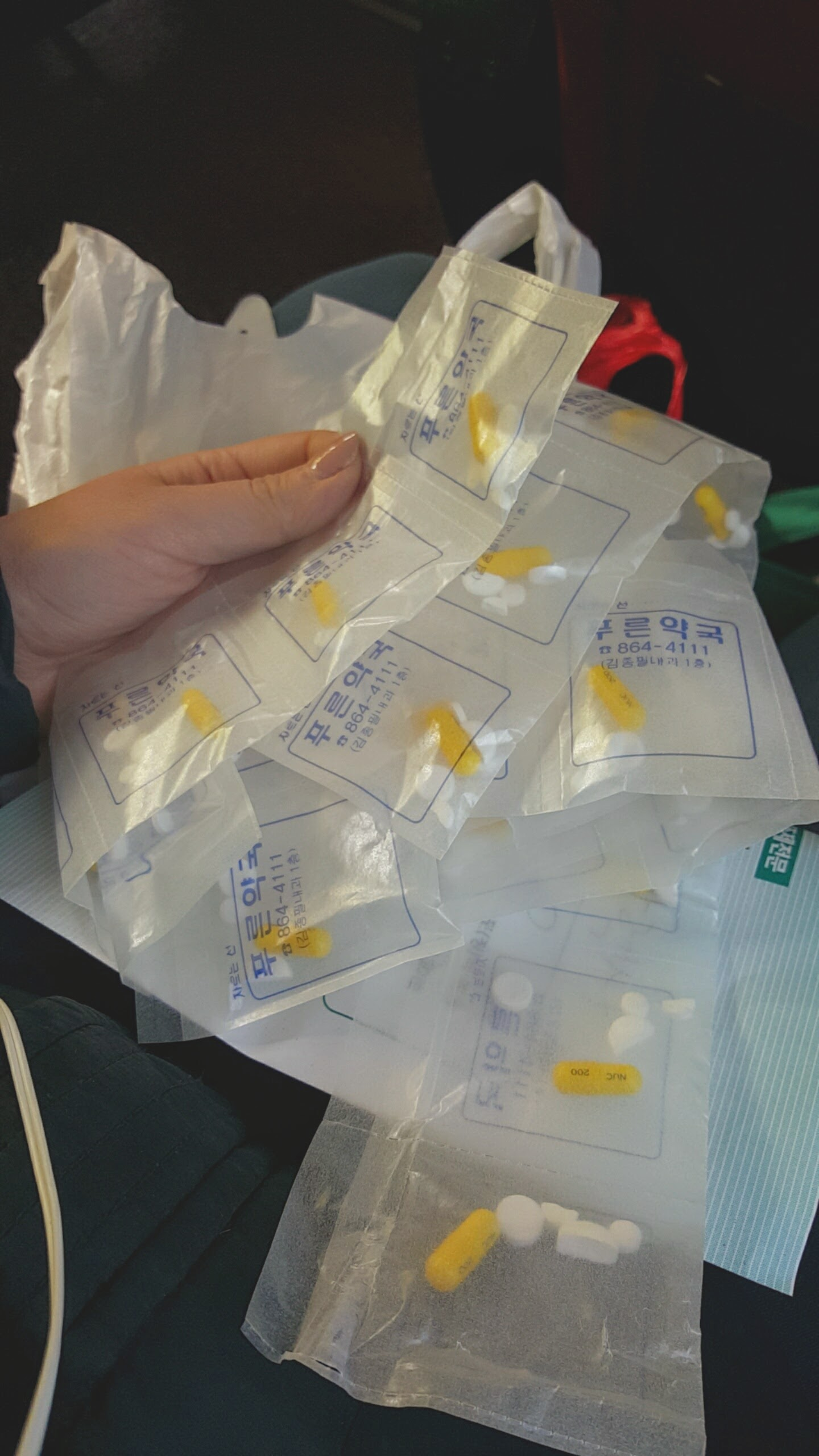Korean Medication