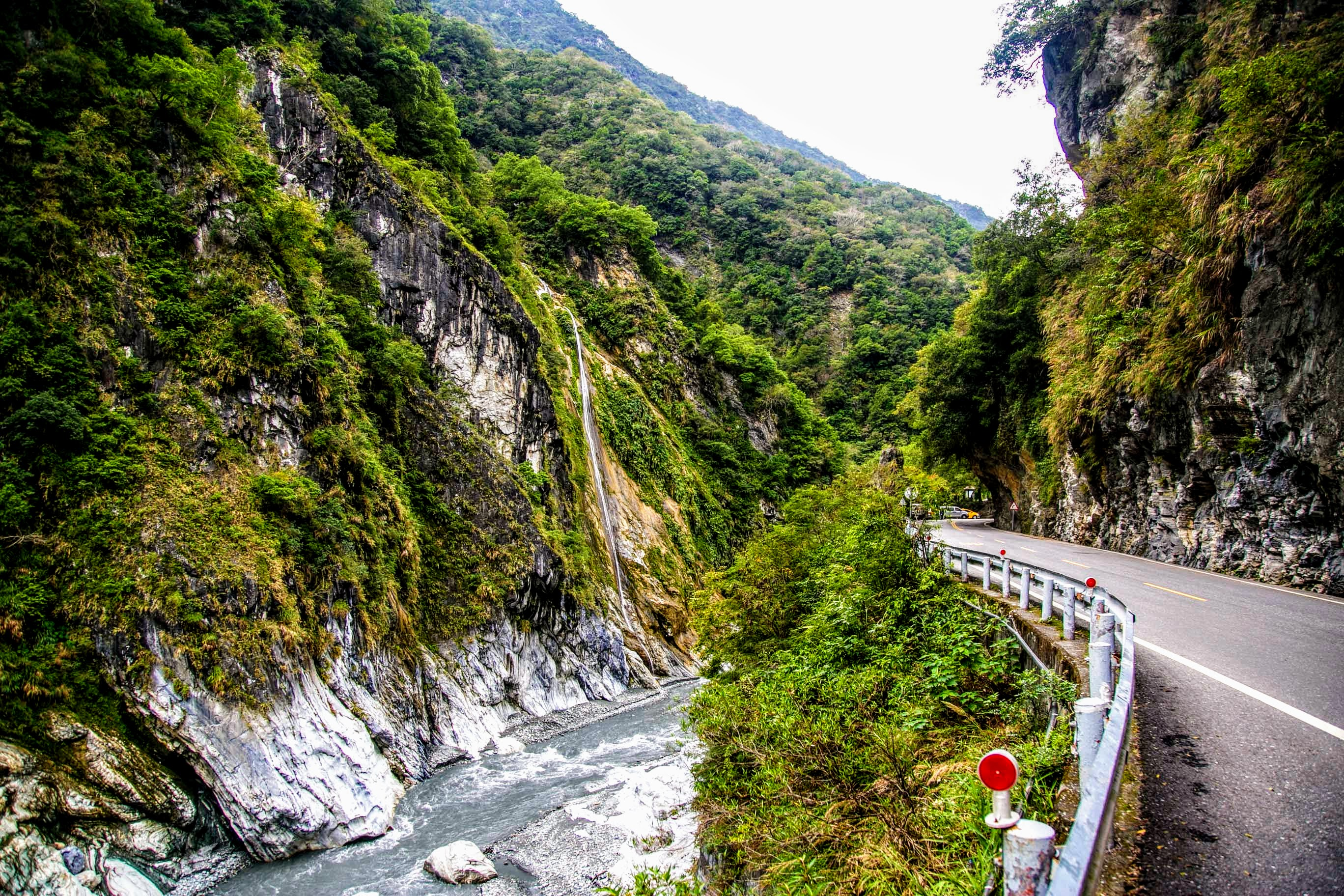 Hiking Taiwan's Most Amazing Trails: Taroko National Park
