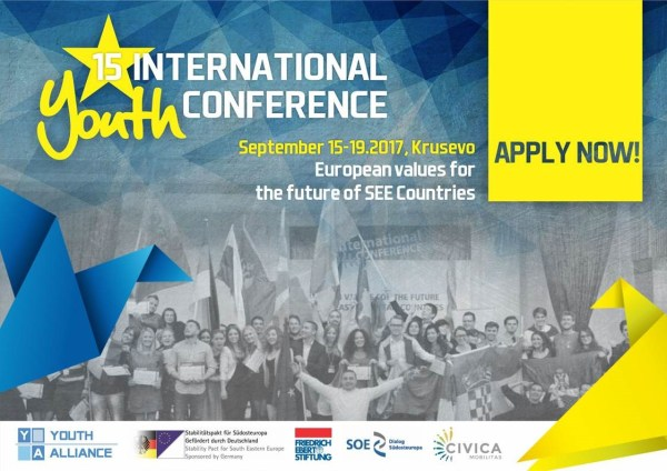 European Values for the Future of the Southeastern European Countries - International Youth Conference -Macedonia - abroadship.org