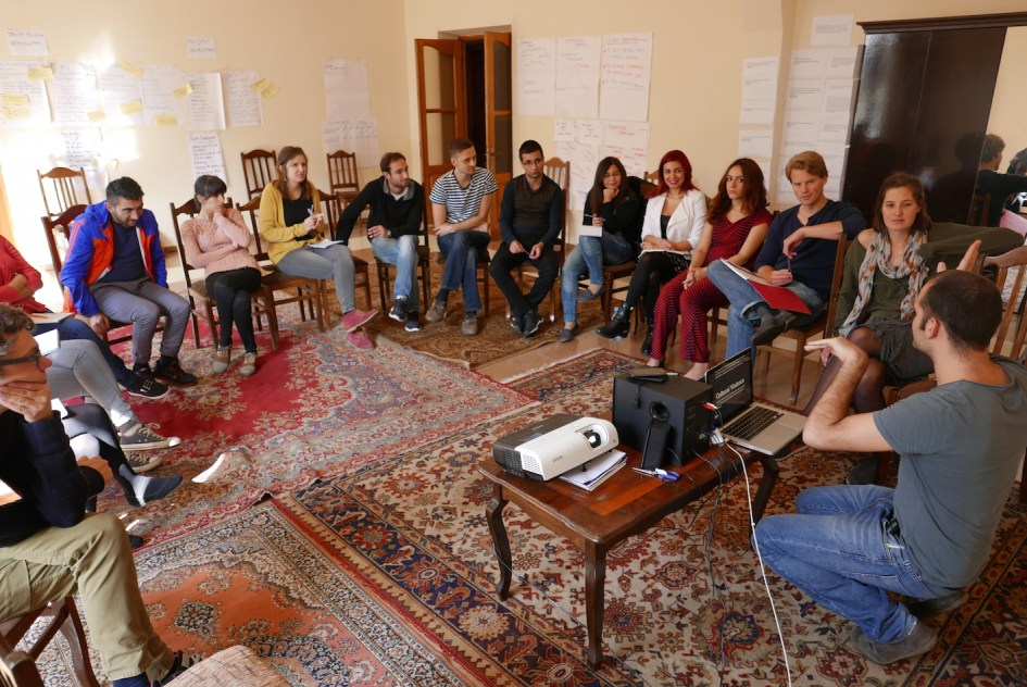 Training course:smART history - Polish-German and German-French reconciliation process in intercultural youth work - Poland - abroadship.org