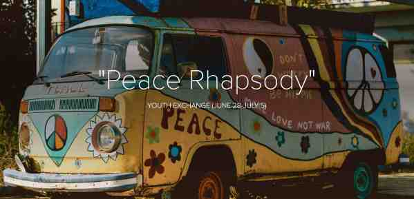 Peace Rhapsody - youth exchange - Terrassa, Barcelona, Spain - abroadship.org