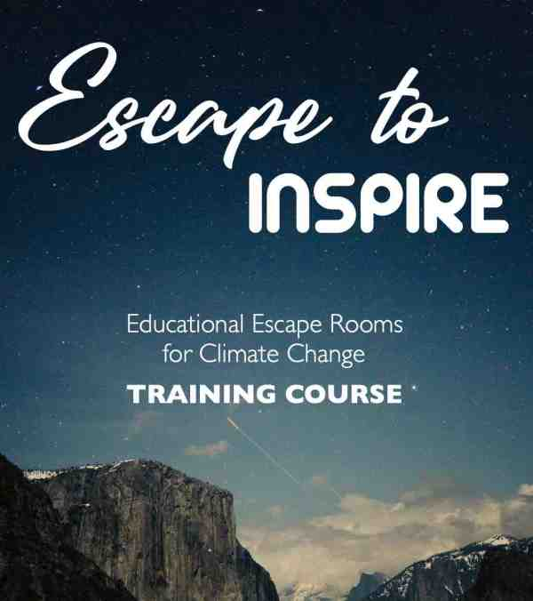 Escape to Inspire - Spain - training course - Erasmus plus - Abroadship.org