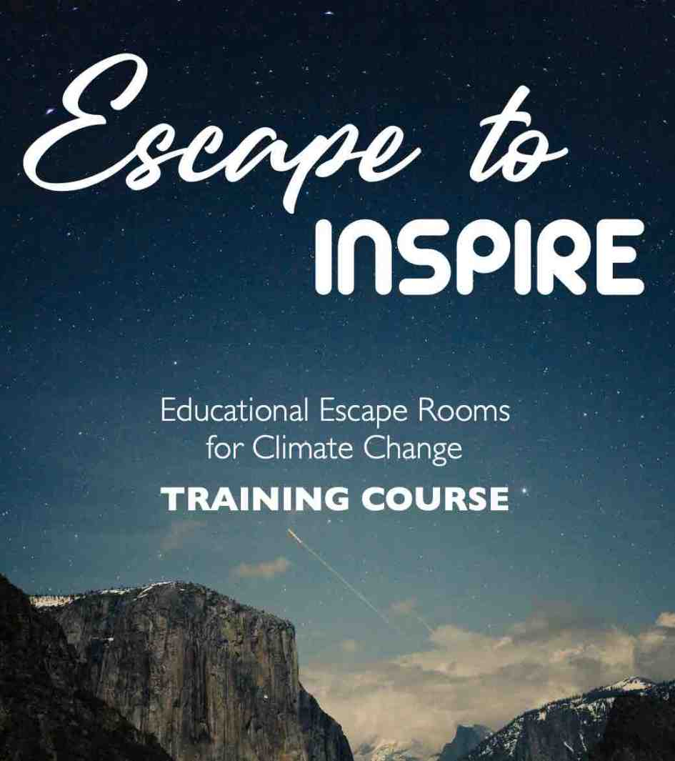 Escape to Inspire - Spain - training course - Erasmus plus - Abroadship.org