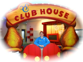 The Clubhouse at Disney English