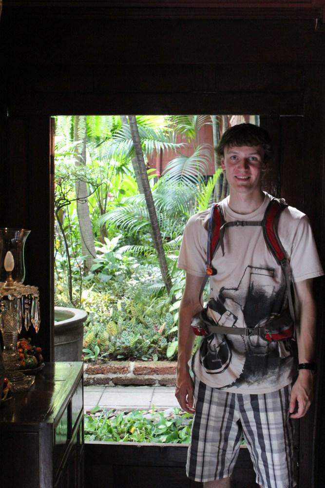Trekking Into Thailand (4/6)