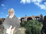 Flat Agnes at the Roman Forum