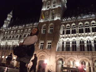 Last Picture in Grand Place