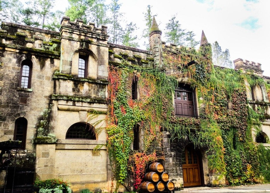 best napa wineries