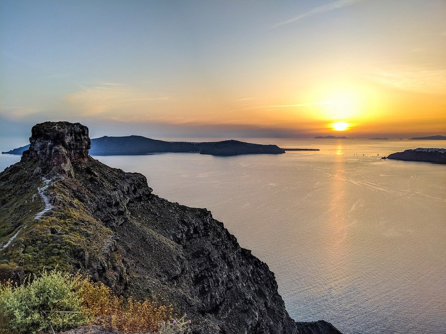 top things to do in santorini