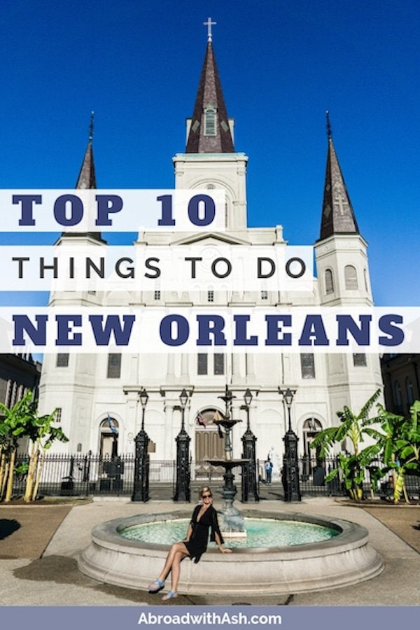 attractions in new orleans