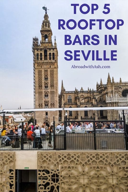 rooftop bars in seville