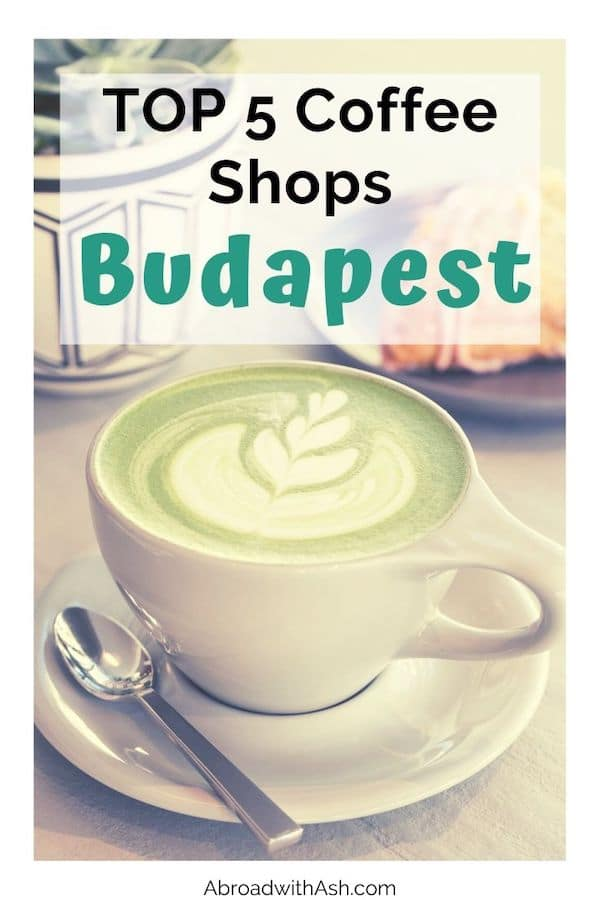 best coffee shops in Budapest