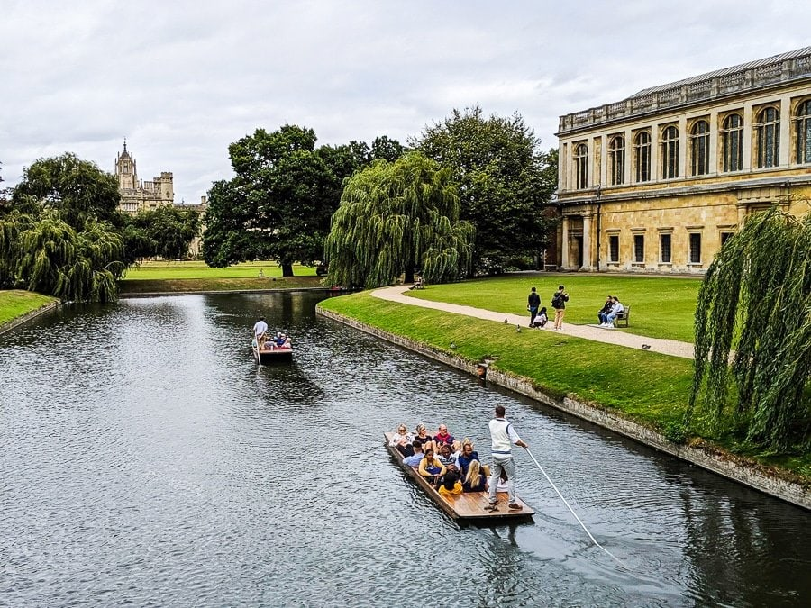 cambridge day trip from london