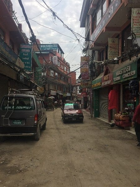 The Thamel Kathmandu Clothing and Gear district is the place in Kathmandu for trekkers to pick up all their gear for the Everest Base Camp Trek