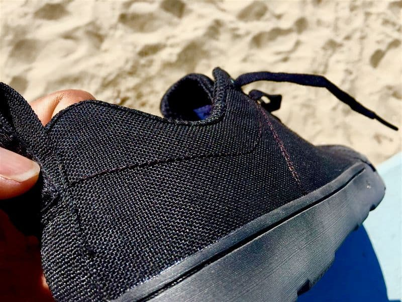 The Grunt Style Low Tide Raid Shoes Uppers are made of 1000 Denier Cordura Nylon making them highly abrasion resistant and quick drying