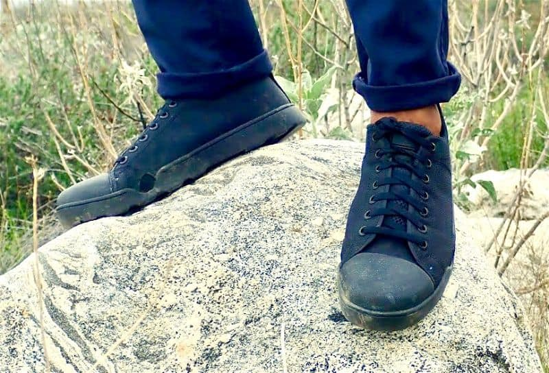 The Grunt Style Low Tide Raid Shoes Review by Carlitos - the best men's travel shoe for adventurous travelers and minimalist travelers- ABrotherAbroad.com