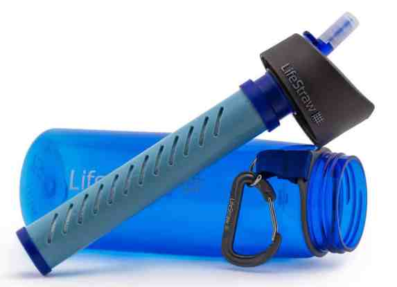 A Lifestraw Go Review by A Brother Abroad - The Lifestraw water bottle that makes portable water filtration quick and easy