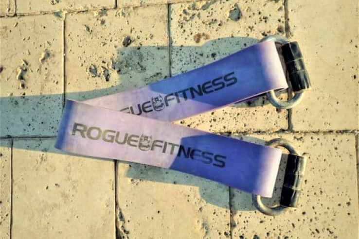 Rogue Fitness Shorty Monster Bands Review: Making mini band exercises the best leg workout option from home gyms to the hotel room workouts