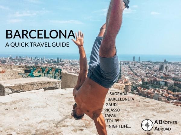 Barcelona Travel Guide (Wordpress) (Compressed)