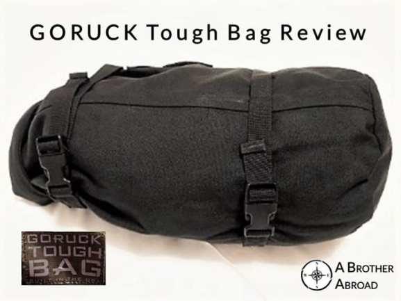 GORUCK Tough Bag Review