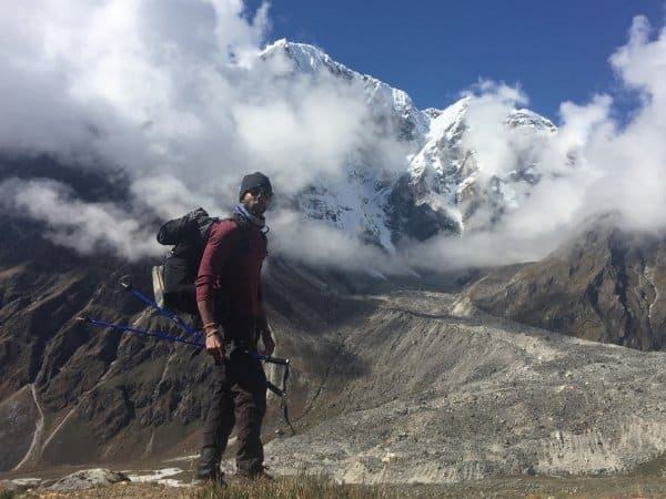My experience with the REI Trail 40 backpackon the Everest Base Camp Hike