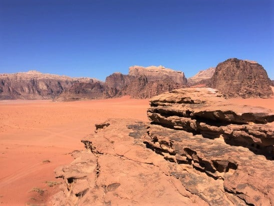 Tour Wadi Rum Bedouin Camp Experience