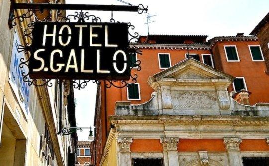 Hotel San Gallo, Venice