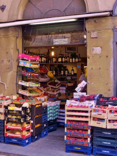 Shopping - Florence style