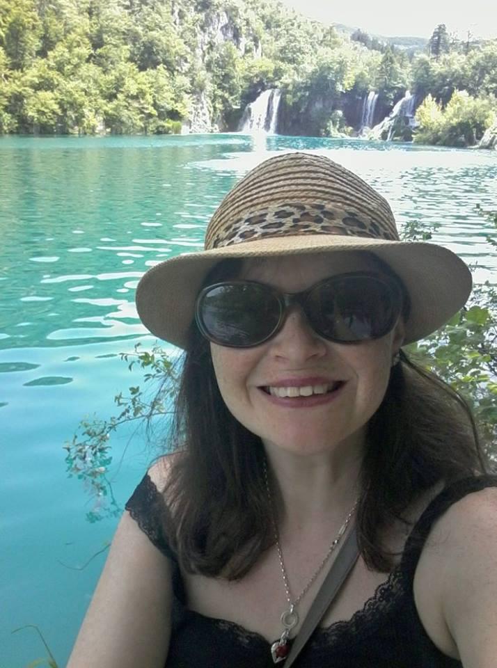 Me at Plitvice