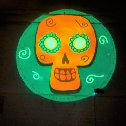 Day of the Dead at the Night & Day Market