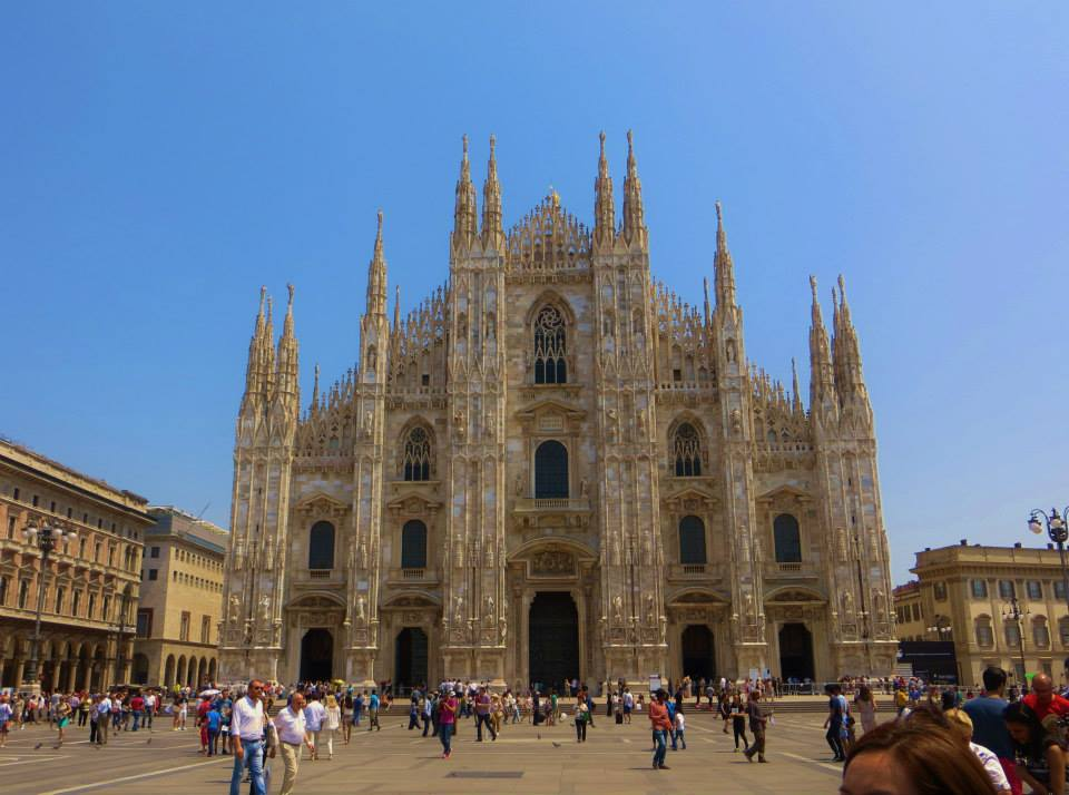 Milan - one of the 5 cities I would most like to return to