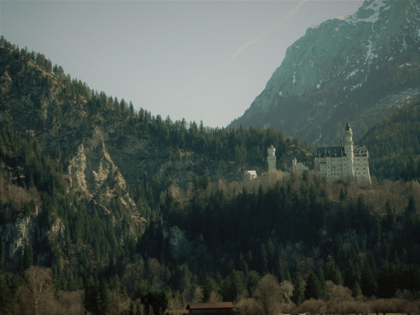 Neuchwanstein Castle - A Brummie Home and Abroad Guide to the Romantic Road